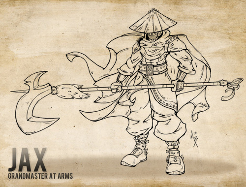 jax___grandmaster_at_arms_by_nhazul_anims-d67019a