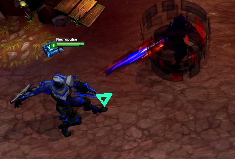 【動画】Blue Cyber Ninja【Zed Custom skin】 : LOL_2chまとめ@Shaco速報  【動画】Blu...