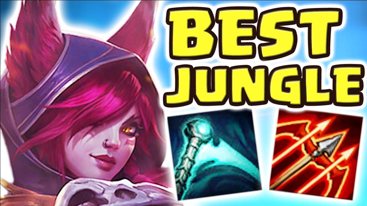 【動画】出たwwww Best Jungler Everwwwww 【Nightblue3 Xayah Jungle
