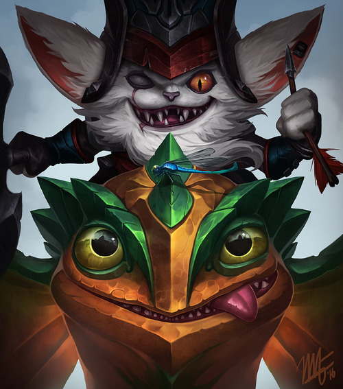 kled_and_skaarl_by_vegacolors-dai7h6l