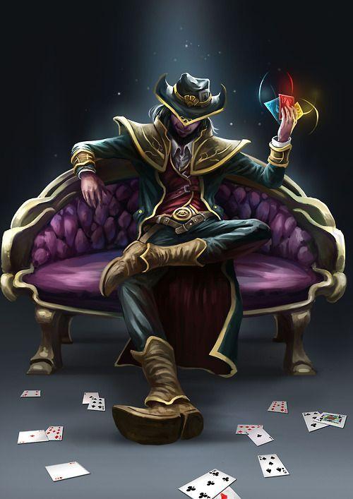 Twisted-Fate-League-Of-Legends-Fan-Art-1