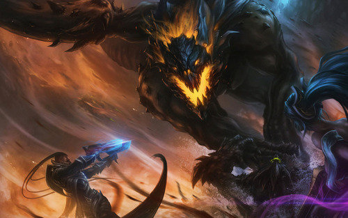 league_of_legends_the_dragon_hunt_by_lovetina0726-d8lgpib