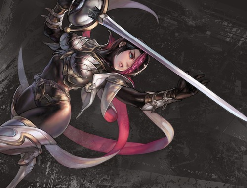 Fiora-League-of-Legends-Fan-Art0304