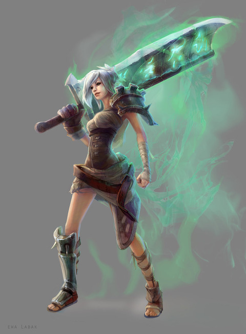 league_of_legends___riven_by_ewalabak-d6wycwy