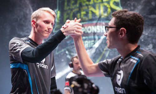 Zven and Mithy