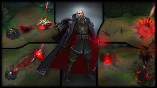 swain champion spotlight thing