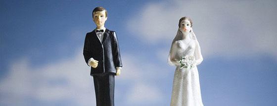 離婚したら結婚生活が終わるって