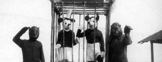 30年前のミッキーマウスが怖すぎる