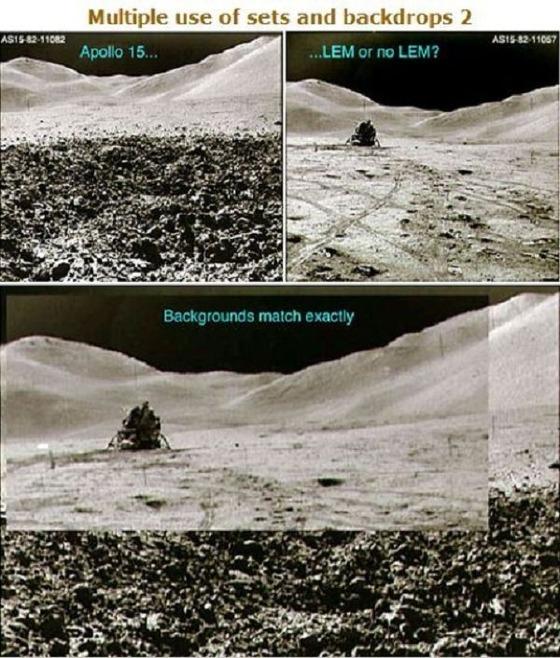 月面着陸がでっち上げでありえる10の理由10