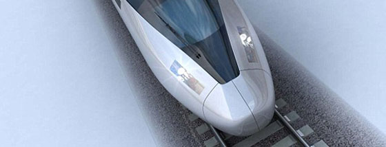 英国に時速360キロのHS2列車がようやくお目見えか