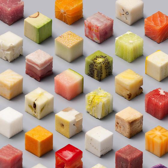 5センチの立方体2