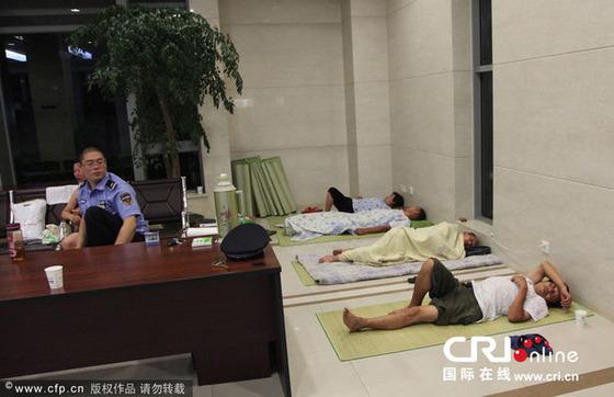 中国の避暑方法が凄い1