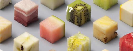 5センチの立方体