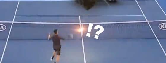 テニス界最強のジョコビッチvs戦車最強