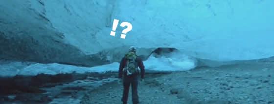 氷の世界アイスランドの綺麗な映像を見て気持ちのリセットです