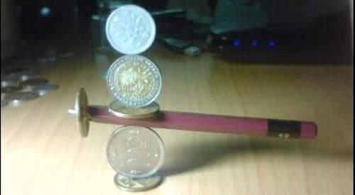脅威のコイン積立12