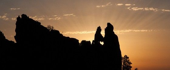 コルシカ島のハート岩がロマンチックでプロポーズに持って来い