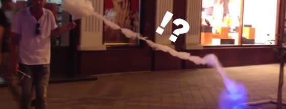 綿菓子ダンサー
