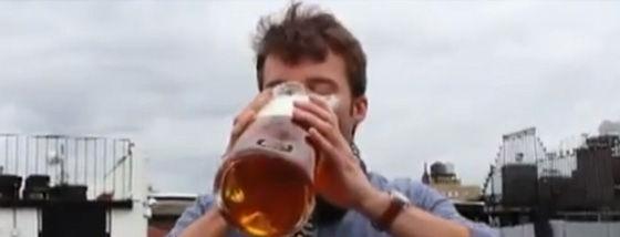 ノンアルコールビール30杯で血中アルコール濃度をあげてやる