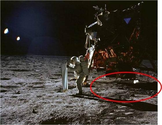 月面着陸がでっち上げでありえる10の理由2