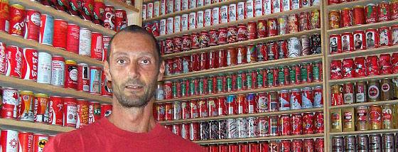 コカ・コーラ缶コレクション