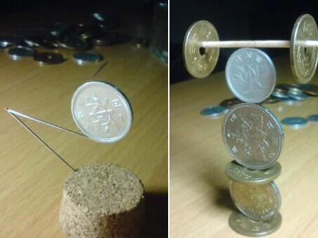 脅威のコイン積立10