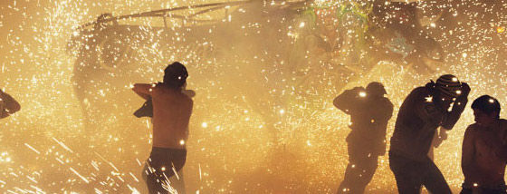 メキシコの国立花火祭