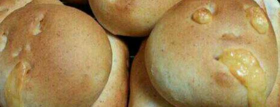 カスタードパン
