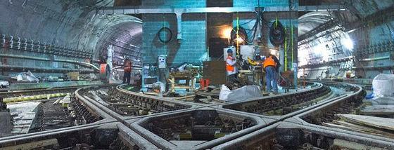宇宙基地かと思ったら地下鉄の工事だったでござる