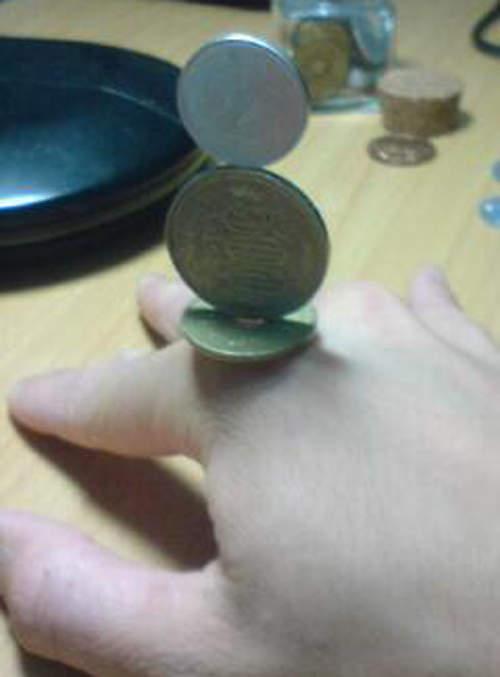 脅威のコイン積立7
