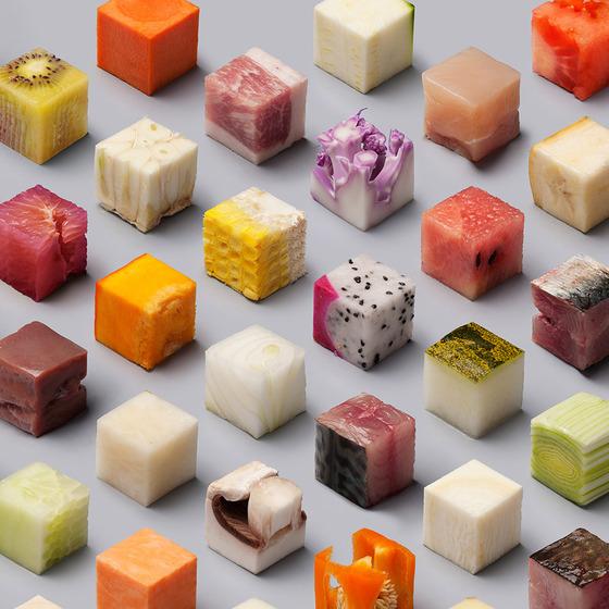 5センチの立方体4