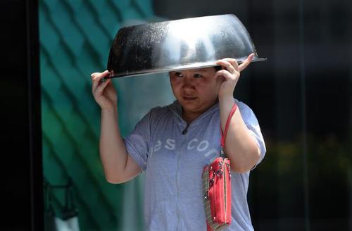 中国の避暑方法が凄い5