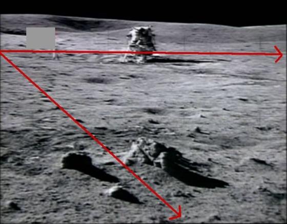 月面着陸がでっち上げでありえる10の理由3