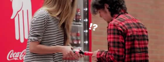 ぼっち解消!!コカコーラが提案する友達の作り方