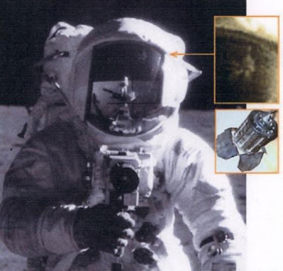 月面着陸がでっち上げでありえる10の理由5