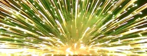熊野大花火大会で三尺玉海上自爆