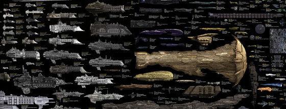 宇宙船サイズ1