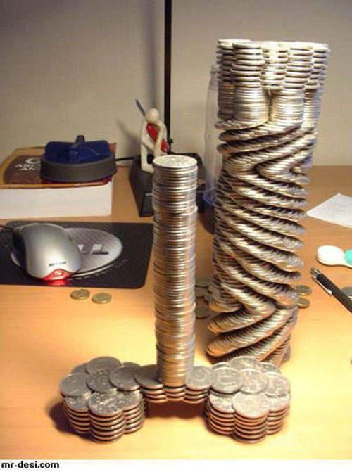 脅威のコイン積立5