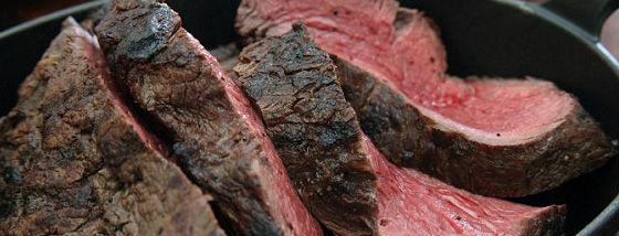 アルツハイマーになる率を下げるステーキとほうれん草