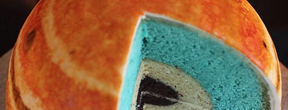 惑星ケーキ-