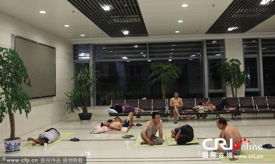 中国の避暑方法が凄い2