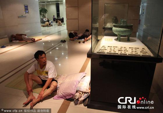 中国の避暑方法が凄い3