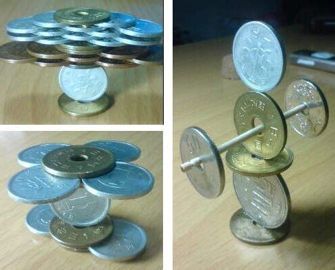 脅威のコイン積立11