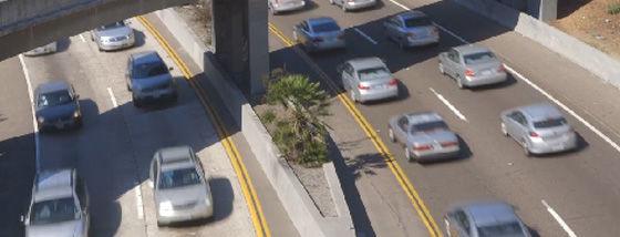 これは本物なのか?高速道路での驚きの現象
