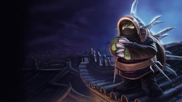 Ninja-Rammus