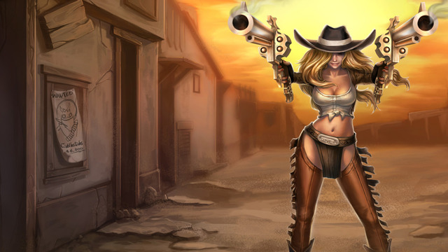 CowgirlMissFortune