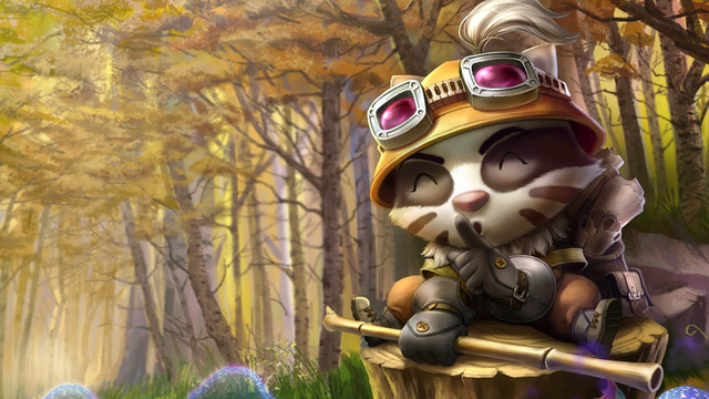 Badger-Teemo