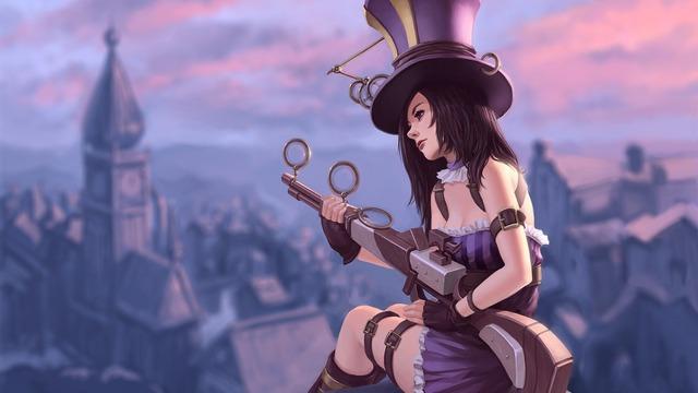 steampunk-caitlyn