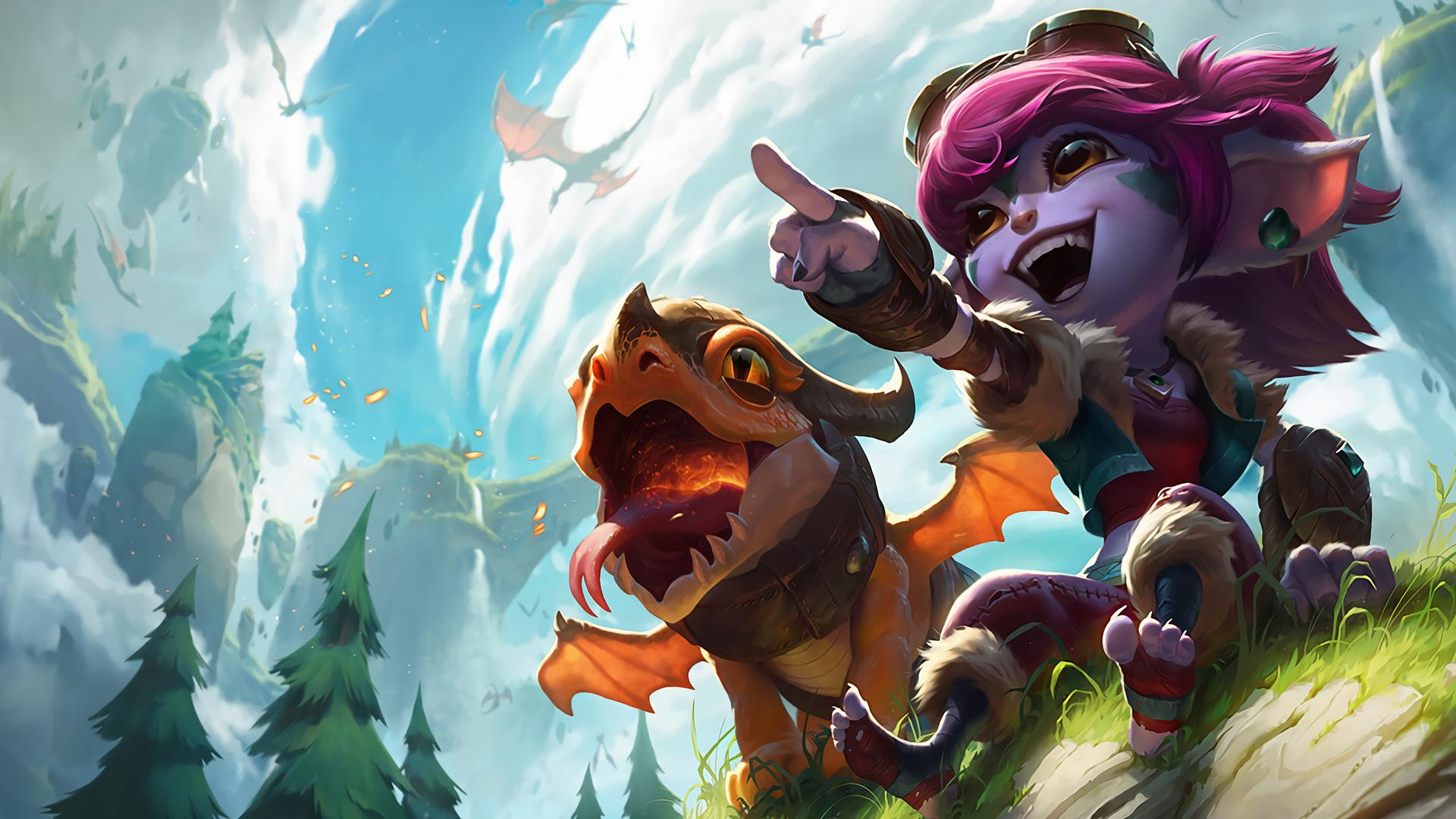 Tristana lol wallpaper l lol dyqbcke voltagebd Images