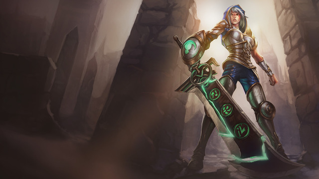 Redeemed-Riven